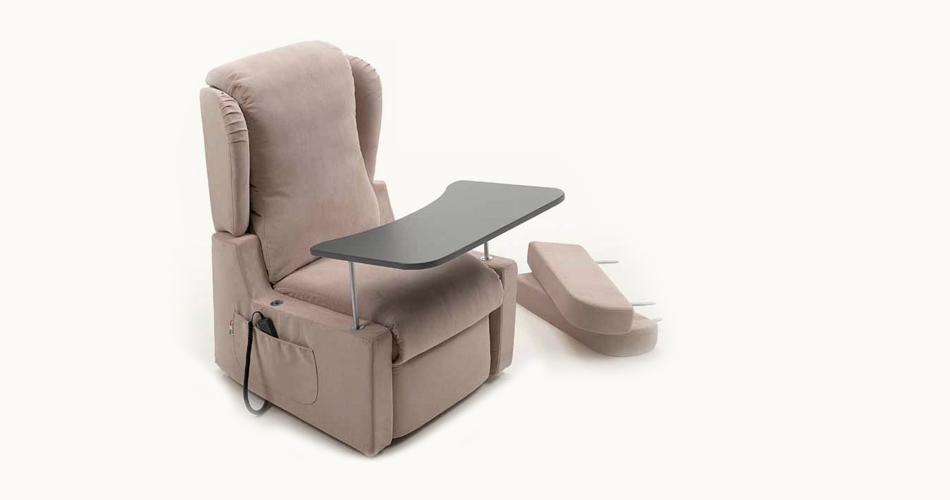 Poltrone Relax Con Braccioli Estraibili.Articoli Per Disabili Il Materasso Doc Di Gallarato