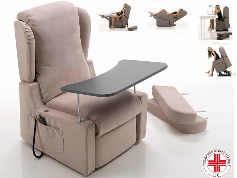 Articoli per disabili il materasso doc di gallarato for Poltrone per disabili roma